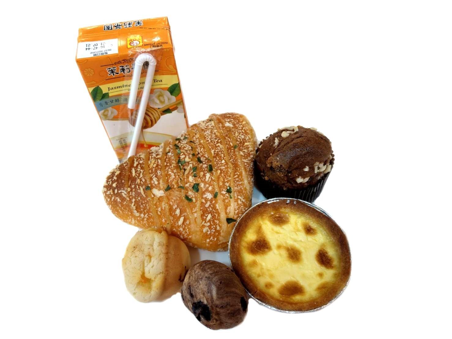 優仕紳011餐盒(麵包餐盒)
