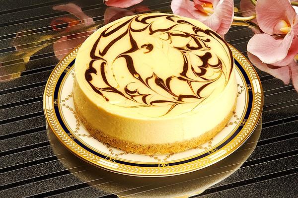 優仕紳~大理石乳酪6吋(蛋糕禮盒)