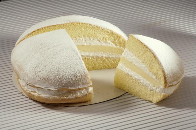 優仕紳-人氣派對-波士頓奶凍派 7吋(蛋糕禮盒)