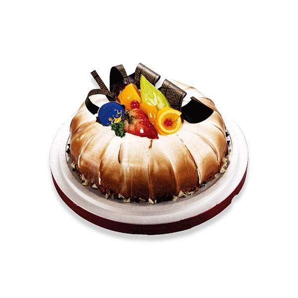 優仕紳-楓情萬種8吋生日蛋糕(單一宅配,不可與其他商品-起宅配)