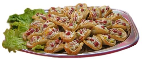 優仕紳百里香馬鈴薯(宴會茶點)25個1盤