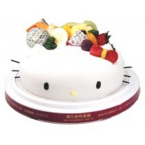 優仕紳Kitty造型蛋糕