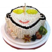 優仕紳鹹蛋超人造型蛋糕