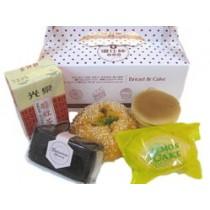 優仕紳040餐盒(麵包餐盒)