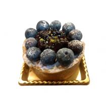 優仕紳藍莓塔切片蛋糕