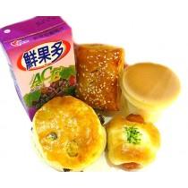 優仕紳010餐盒(麵包餐盒)