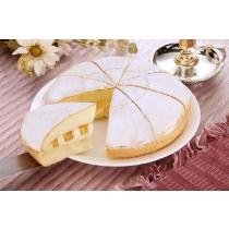 優仕紳人氣派對-芒果波士頓派7吋(蛋糕禮盒)