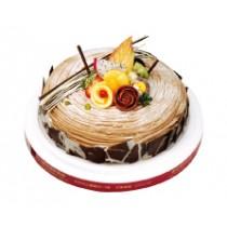 優仕紳-蒙布朗8吋生日蛋糕(單-宅配,不可與其他商品-起宅配)