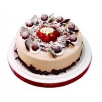 優仕紳黑森林8吋生日蛋糕(單-宅配,不可與其他商品-起宅配)