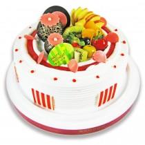 優仕紳-鮮果物語 8吋生日蛋糕(單一宅配,不可與其他商品-起宅配)