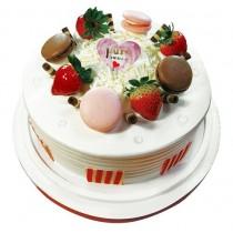 感恩8吋生日蛋糕(單-宅配,不可與其他商品-起宅配)