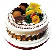 優仕紳-可可戀情 8吋生日蛋糕(單一宅配,不可與其他商品-起宅配)