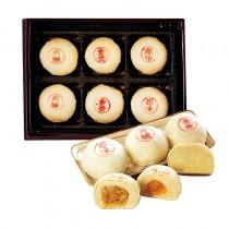 優仕紳綠豆椪禮盒(6入)