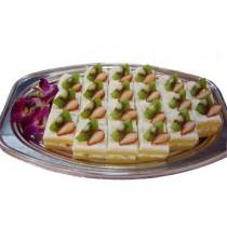 優仕紳水果蛋糕(宴會茶點)20個1盤