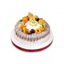 優仕紳-紫戀8吋生日蛋糕(單一宅配,不可與其他商品-起宅配)